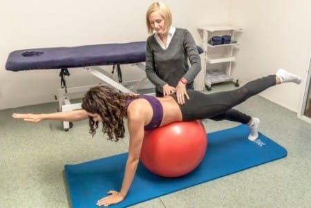injury rehabilitation london