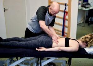 Mark Foster massage